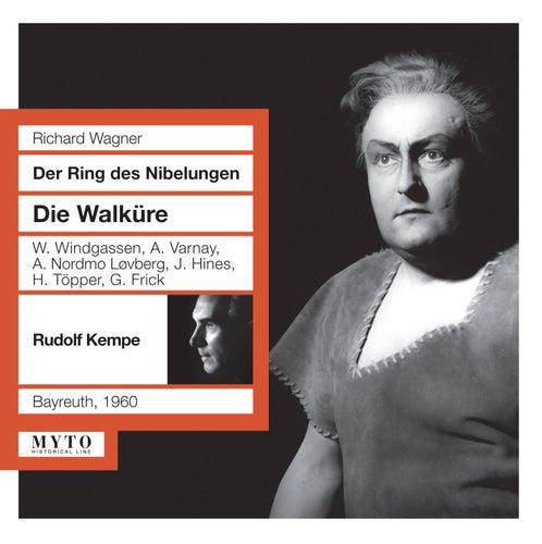 Wagner: Die Walküre (1960) by Wolfgang Windgassen