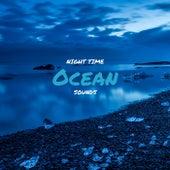 Night Time Ocean Sounds by Zen Music Garden