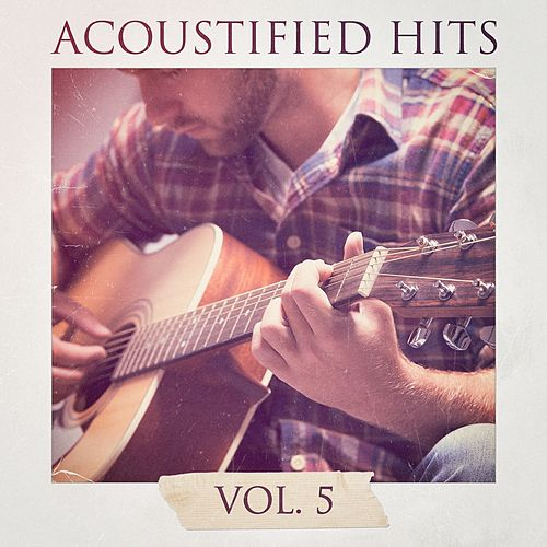 Acoustified Hits, Vol. 5 by Chillout Lounge Summertime Café