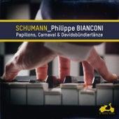 Schumann: Papillons, Carnaval & Davidsbündlertänze (Bonus Track Version) by Philippe Bianconi