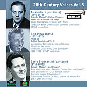 20th Century Voices, Vol. 3 by Various Artists