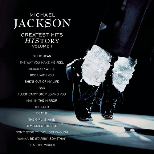 Greatest Hits: HIStory Vol. 1 by Michael Jackson