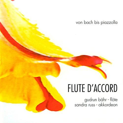 Flute D'accord by Gudrun Bähr und Sandra Russ