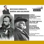 Beecham Conducts Dvořák and Goldmark by Sir Thomas Beecham