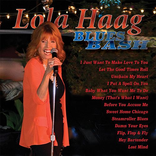Blues Bash by Lola Haag