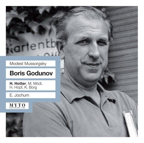 Mussorgsky: Boris Godunov by Hans Hotter