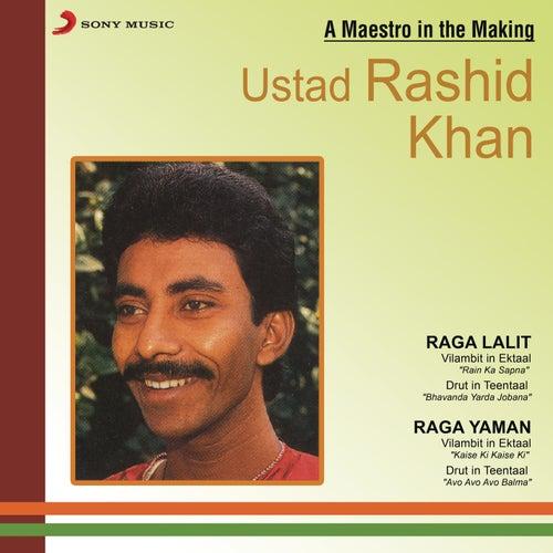 A Maestro in the Making by Rashid Khan