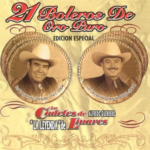 21 Boleros De Oro by Los Cadetes De Linares