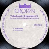 Tckaikovsky Symphony #6 by The International Symphony Orchestra
