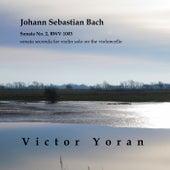 Bach: Sonata No. 2, BWV 1003 Sonata Seconda for Violin Solo on the Violoncello by Victor Yoran