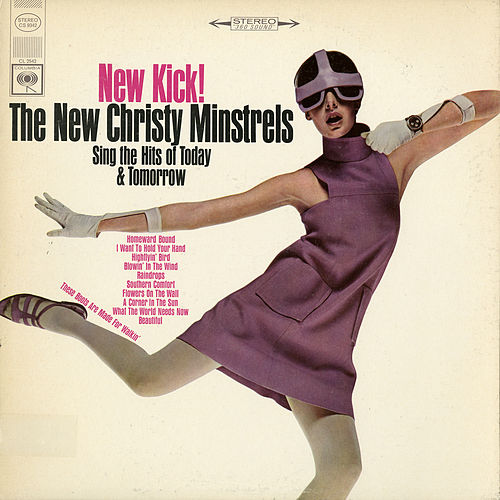 New Kick! by The New Christy Minstrels