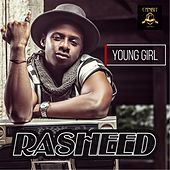Young Girl by Rasheed