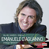 Bellini, Donizetti & Rossini: Works for Voice & Piano by Emanuele D'Aguanno