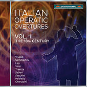 Italian Operatic Overtures, Vol. 1: The 18th Century by Various Artists
