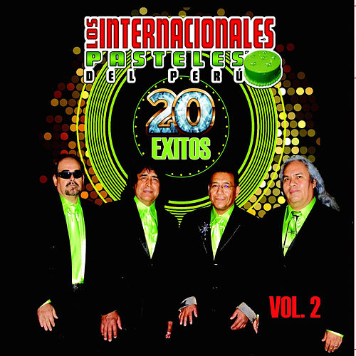 20 Exitos, Vol. 2 by Los Pasteles Verdes