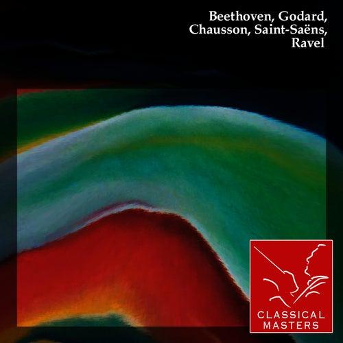 Beethoven, Godard, Chausson, Saint-Saëns, Ravel by David Oistrakh