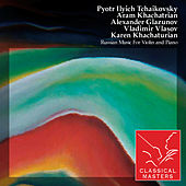 Russian Music For Violin and Piano by Various Artists