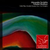 Gilels Plays Scriabin Sonatas Nos. 3, 4, Preludes by Emil Gilels