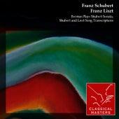 Berman Plays Shubert Sonata, Shubert and Liszt Song Transcriptions by Lazar Berman