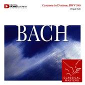 Canzona in D minor, BWV 588 by Johann Sebastian Bach