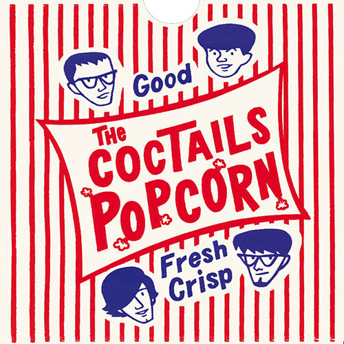 Popcorn Box by The Coctails