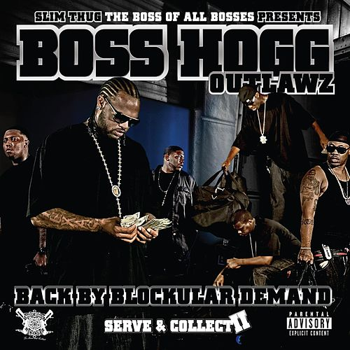 Back By Blockular Demand by Slim Thug