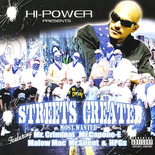 Hi Power Presents: Streets Created Most Wanted by Various Artists