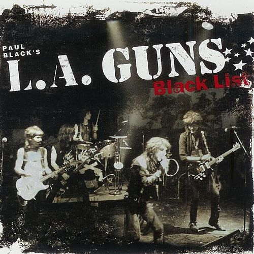 Black List by L.A. Guns