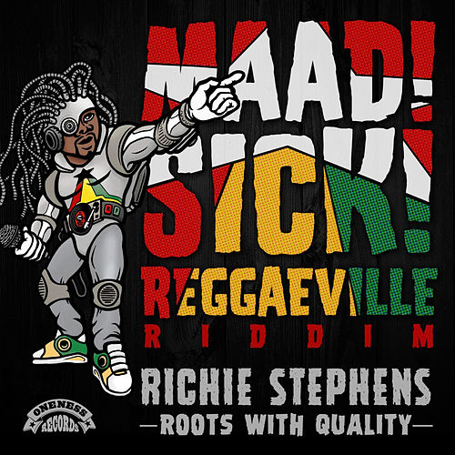 Roots with Quality by Richie Stephens
