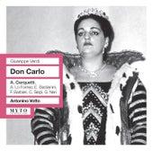 Verdi: Don Carlo (1956) by Various Artists