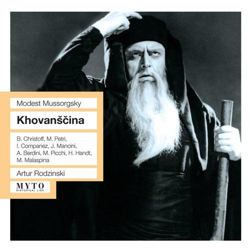 Mussorgsky: Khovanshchina (1958) by Boris Christoff