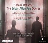 Debussy: La chûte de la maison Usher, L. 112 & Le diable dans le beffroi, L. 101 (Live) by Various Artists