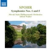 Spohr: Symphonies Nos. 1 & 5 by Slovak Philharmonic Orchestra