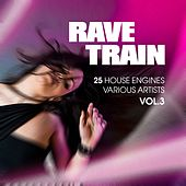 Rave Train, Vol. 3 (25 House Engines) by Various Artists