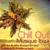 Chill Out Musique Ibiza - Chill Out Buddha Musique Bar pour Détente & Méditation au Soleil by Lounge Safari Buddha Chillout do Mar Café