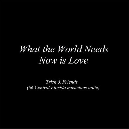 What the World Needs Now Is Love (66 Central Florida Musicians Unite) by Trish