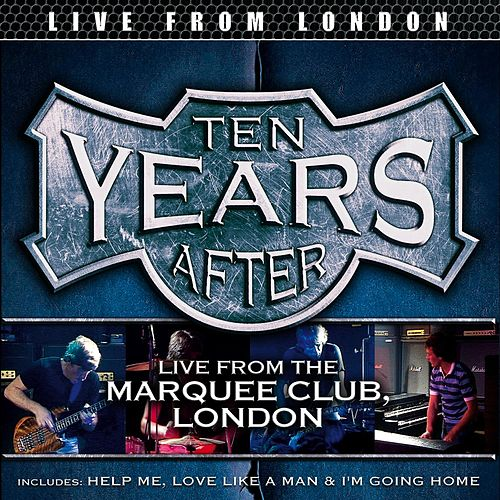 Live From London (Live) by Ten Years After