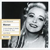 Massenet: Manon (1959) by Victoria De Los Angeles