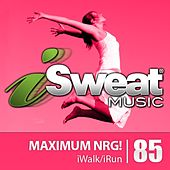 iSweat Fitness Music Vol. 85: Maximum Nrg (135-150 BPM For Running, Walking, Elliptical, Treadmill, Aerobics, Fitness) by Various Artists