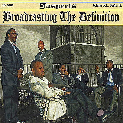 Broadcasting the Definition by Jaspects