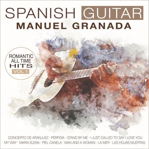Spanish Guitar, Guitarra Española 1 by Manuel Granada