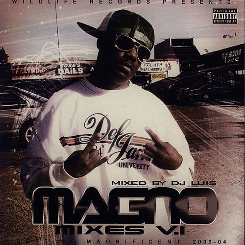 Magno Mixes Volume 1 by Magno