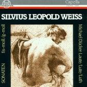 Silvius Leopold Weiss: 2 Lautensonaten by Michael Dücker