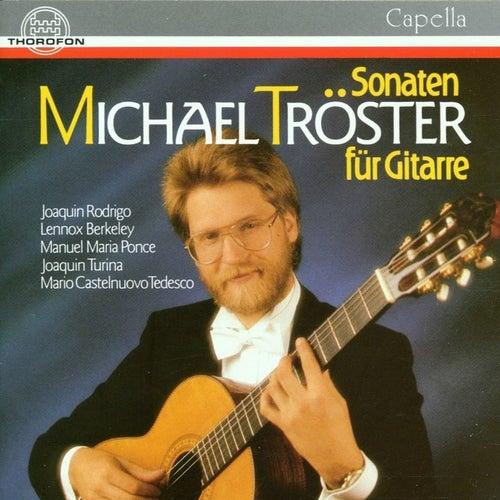 Sonaten für Gitarre by Michael Tröster