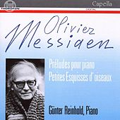 Olivier Messiaen: Klavierwerke by Günter Reinhold