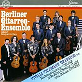 Berliner Gitarrenensemble by Hansjoachim Kaps Berliner Gitarrenensemble