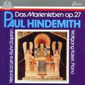 Paul Hindemith: Das Marienleben, op. 27 by Wolfgang Kaiser Veronika Lenz-Kuhn