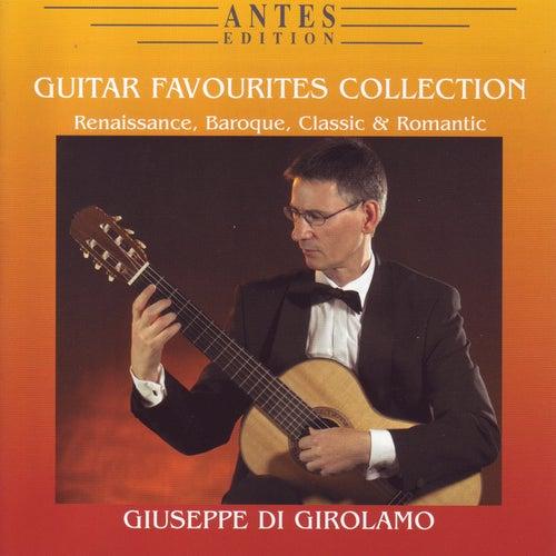 Guitar Favourites Collection by Giuseppe di Girolamo