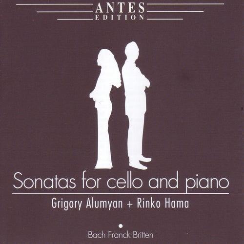 Sonatas for Cello and Piano by Rinko Hama Grigory Alumyan
