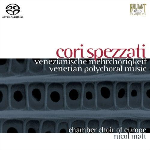 Venezianische Mehrchorigkeit by Various Artists